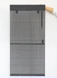 Водонепроницаемый чехол для установки вне помещений P15-15 P15-31 P31-31 Прозрачный светодиодный занавес сетка газа видео дисплей на стене здания рекламные панели системной платы модуля