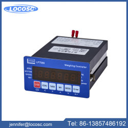 Affichage LED indicateur électronique du contrôleur de pesage avec certification de l'OIML