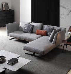 Nuevo Arrivial moderno salón Sofá Sofá Conner tejido Casual de Ocio