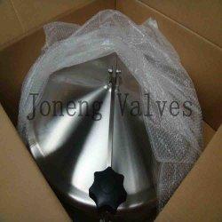 غطاء صحي دائري للحليب من الفولاذ المقاوم للصدأ (JN-ML1007)