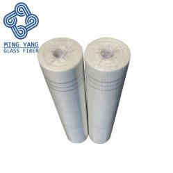 A fábrica de malha de fibra de vidro resistente a produtos alcalinos reforçando o tecido de malha de 75g-145G 160g