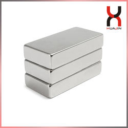 NdFeB starke Permanent Block magnetische Materialien