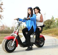 リモート・コントロールAPPの最高速度40-60km/H 1500W電気Citycocoのスクーターの大人の電気オートバイ
