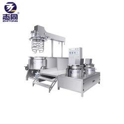 100l aspirateur hydraulique de levage d'homogénéisation mélangeuse émulsionneur