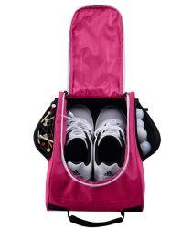 Sacchetti di elemento portante Zippered sacchetto del pattino del pattino di golf con la casella della parte esterna & di ventilazione