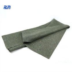 カスタム耐久のマルチカラーは綿詰め物の織物の移動パッドをリサイクルする