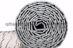 Dubbele Bel met Aluminiumfolie voor de Thermische Isolatie van het Dak van het Metaal