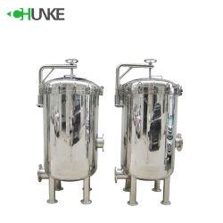 石英サンドフィルター軟化剤圧力貯蔵 FRP タンクステンレススチール水タンク価格