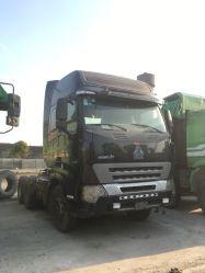 Utiliza un7 de HOWO Tractor pesado camión de remolque de Tractor de 420CV cabeza