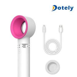 Ventilatore senza lama LED dell'indicatore tenuto in mano portatile di sicurezza mini