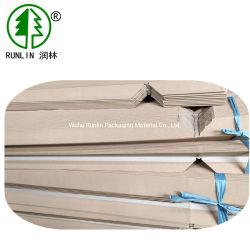 Commerce de gros Brown V-Conseil de papier protecteur de bord de coin