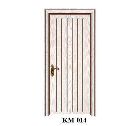 Design personalizado Tamanho padrão da porta da sala de MDF Porte Bois
