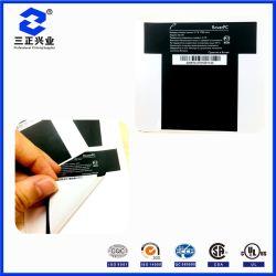 Sticker van het Etiket van de Waarschuwing van de Informatie van de Parameters van de Batterij van het Lithium van PC van de douane de Ionen