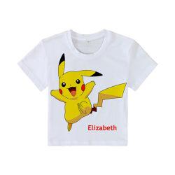 Kinder/Erwachsener die Seesublimation-Shirt-Sportkleidung