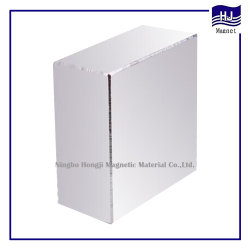 リニアモーターのための強い磁石の正方形のネオジム磁気NdFeB