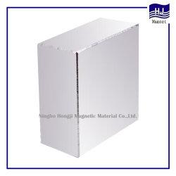 Starkes Magnet-Quadrat-Neodym magnetisches NdFeB für Linearmotor