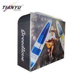 Soporte Impreso personalizado el equipo de exhibición portátil de pantalla Feria stand 10X20