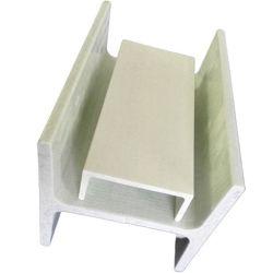 Prfv GRP Pultruded composto de perfis de fibra de vidro