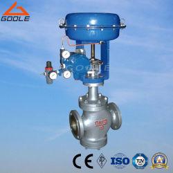 Regulador de caudal de assentados duplo pneumático (GAZJHN)