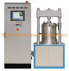 China-Hersteller 2300 Grad hohes Vakuumheißes Betätigensinternder Ofen (10T) für Puder-Metallurgie und Funktionskeramik