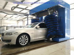 Best Selling Veículo Máquina Wshing Rollover Automático