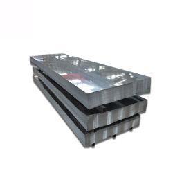 Z70 SGCC Gi recouvert de zinc métal plaine de tôle en acier galvanisé