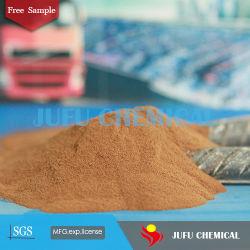 Mistura de concreto Fabricante Fornecedor Fábrica Lignosulfonate Sódio Aditivo de cimento para a América Latina