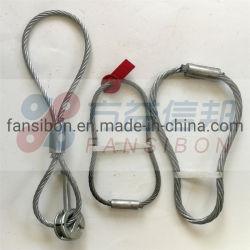 أدوات رفع أسعار المصنع لفن الحديد الصلب المضغوط الحبال