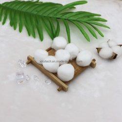Tout simplement des boules de coton doux 100% pur coton de la nature de la laine de coton lisse blanc propre Balls soin, protection environnementale de premiers secours