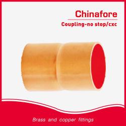 Los racores de latón y cobre Coupling-Staked Parada/Cxc