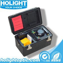 Verbindener Faser-Optikschmelzverfahrens-Filmklebepresse-Installationssatz der Maschinen-FTTH