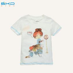 La impresión de agua a los niños ropa de algodón peinado productos para bebés
