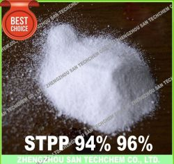 STPP 94% 96% для керамики Tripolyphosphate натрия Tech класса
