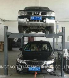 Hydraulique automatique Smart store vertical automatique auto voiture mécanique automatisée personnalisée de solutions de levage du véhicule