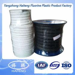Пропитанное запечатывание клапана упаковки графита PTFE с PTFE