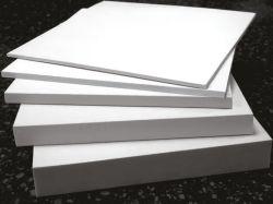 Плотность белый пластиковый лист из ПВХ ПВХ пена плата за размещение рекламных материалов