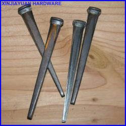 La queue conique de la maçonnerie des clous de coupe en acier galvanisé mécanique