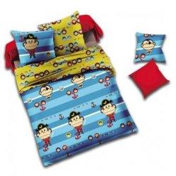 Monkey Adventure# Kid's la ropa de cama #130434