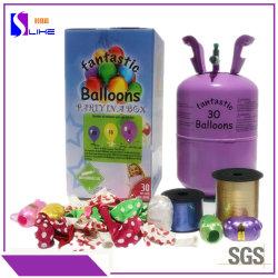 99,999% Non-Flammable Alta Pressão do gás para a parte do balão de helio