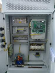 Serie paralelo Vvvf elevador de armario de control