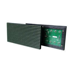 Eine Mono-LED Baugruppe der Farbe LED-Bildschirmanzeige-Baugruppen-einzelne Farben-LED der Baugruppen-P10