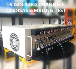 Canal 16 5V/10A LiFePO4/Polímero ternario/NiMH de iones de litio/celda, las pruebas de capacidad Analyzer