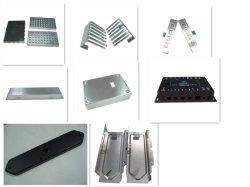 Fundo de grande parte de usinagem/chapa metálica personalizada de fábrica peça/Auto Parte