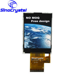 Blanc 2,4 pouces Ledst7789V 320x240 affiche l'écran LCD TFT