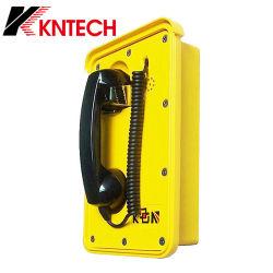 Wasserdichtes Telefon für Industrietelefone mit automatischer Telefonwahl, VoIP-Telefon mit Ce-Zulassung