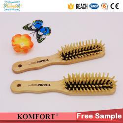 Heiße Art-professionelle einfache saubere Mann-hölzerner Haar-Pinsel