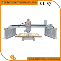GBHW-400/600 Fully Automatic Edge máquina de corte/Bridge máquina de corte/Bridge viu