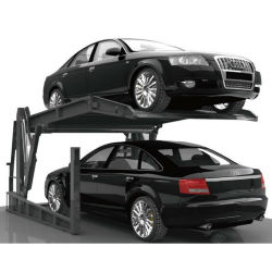 رافعة 1700 مم ترفع 2000 كجم سعة رافعة لركن السيارات التي يمكن التحكم في ارتفاعها للسيارة الصغيرة