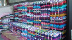 Erstklassige Qualität zurückgeforderte Baumwollweiße Blätter in den konkurrierenden Herstellungskosten