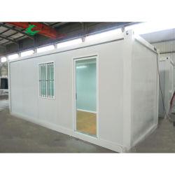Подвижные модульный сегменте панельного домостроения в контейнер дом контейнер Office